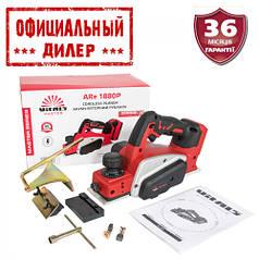 Рубанок аккумуляторный Vitals Master ARe 1880p (18В)(Без АКБ и ЗУ)