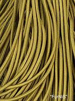 Резинка шляпная круглая 2,5мм/80метров (оливка)