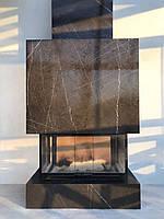 Камін мармуровий (Pietra Grey), фото 1