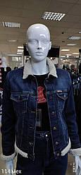 Пиджак джинсовый женский DAPPER копия класса люкс