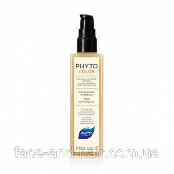 Средство для восстановления сияния волос Фито Фитоколор Phyto Phyto Color Care Shine Activating Care150 мл