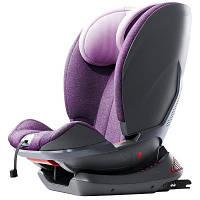 Автокрісло Xiaomi Mi QBORN Safety Seat QQ666 Romantic purple (504502)