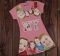 Туника - платье для девочек. 1- 5 лет.