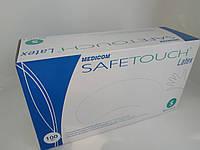 Перчатки латексные MEDICOM SAFE TOUCH, размер S