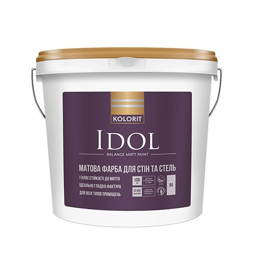 Колорит Idol, база А 9.0 л