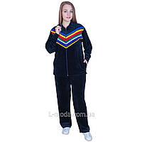 Спортивный костюм женский велюровый 0RR-5391, фото 1