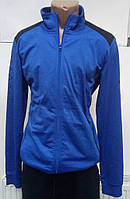 Германия. Спортивная кофта мужская синяя фирмы Crivit. Мастерка мужская.