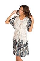 Штапельные женские платья и туники (р 2xl-6xl)