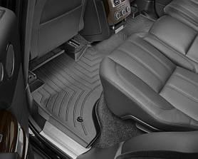 Ковры резиновые WeatherTech Range Rover  2013-2018 задний черный ( без консоли )
