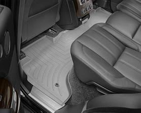 Ковры резиновые WeatherTech Range Rover  2013-2018 задний серый ( без консоли )