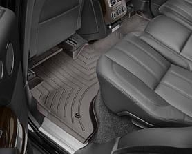 Ковры резиновые WeatherTech Range Rover  2013-2018 задний какао ( без консоли )