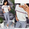 Модный женский костюм с футболкой !!!, фото 5