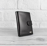 Кожаная документница, правник, портмоне Desisan 101-1 черная