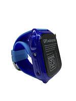 Водонепроницаемые детские умные часы с GPS Smart Baby Watch Q1000 Синие