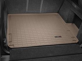 Ковры резиновые WeatherTech Range Rover  2013+ в багажник бежевый
