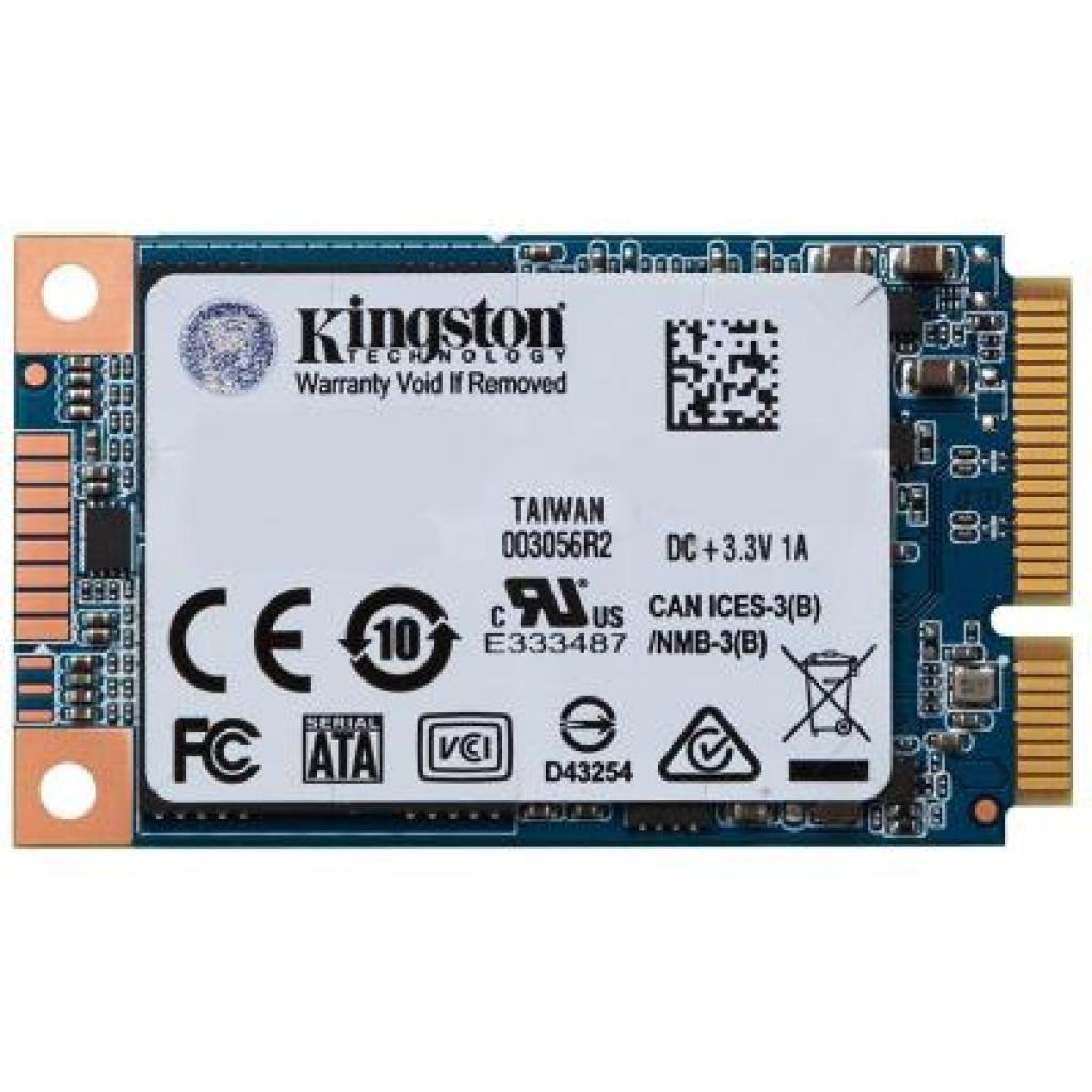 Накопитель SSD mSATA 120GB Kingston (SUV500MS/120G)