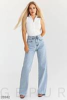 Свободные джинсовые брюки Gepur 25,26,27,28,29, фото 1