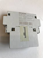 Допконтакт Siemens 3RH1921-1KA11 Додаткові контакти дополнительные контакты