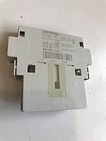 Допконтакт Siemens 3RH1921-1EA11 Додаткові контакти дополнительные контакты