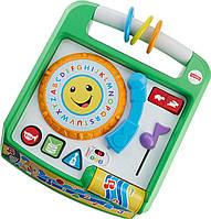 Интерактивная игрушка Fisher Price Музыкальный проигрыватель Smart Stages на русском SKL52-239502