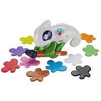 Интерактивная игрушка Fisher-Price Умный Хамелеон c технологией Smart Stages на русском SKL52-239494