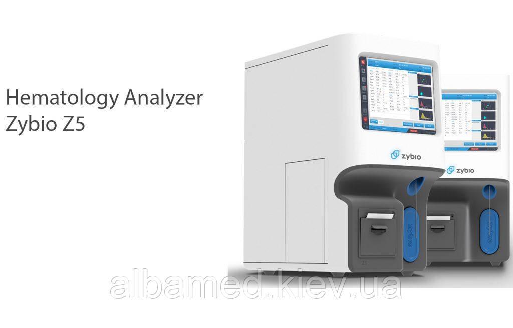 Автоматический гематологический анализатор ZYBIO Z5