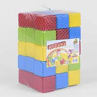 Кубики M-Toys Цветные 45 шт. SKL11-180524