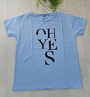 Жіноча футболка, 46/48 рр., № 157313