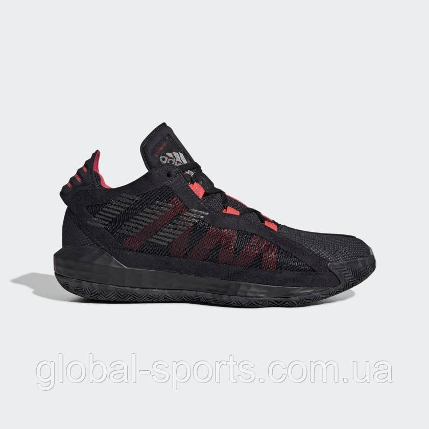 Мужские баскетбольные кроссовки Adidas Dame 6(Артикул:EF9866)