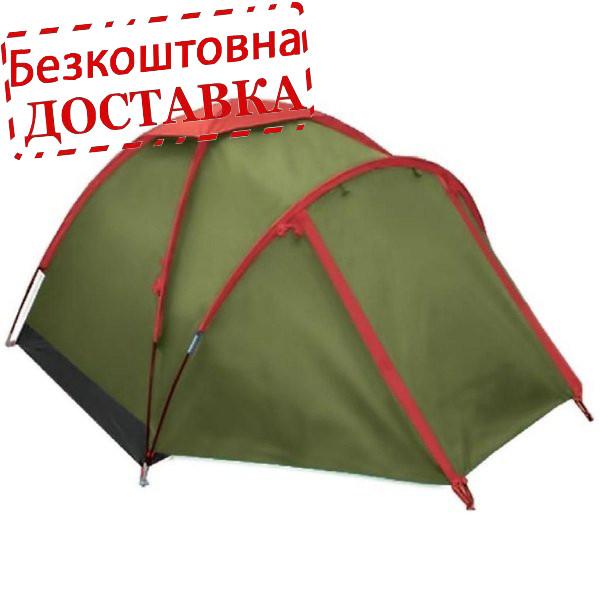 Палатка туристическа трехместная  Tramp Lite Fly 3 (TLT-003)