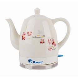 Чайник Domotec MS 5054 керамический / электрочайник / 1,5L