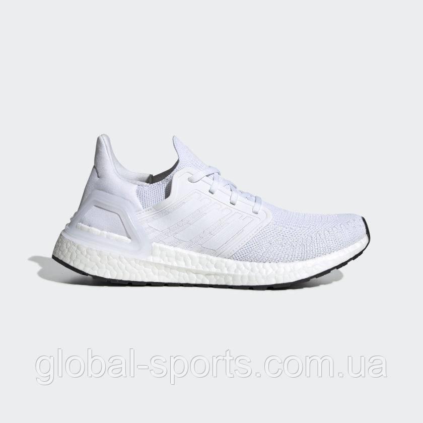Женские кроссовки для бега Adidas UltraBOOST 20 W (Артикул:EG0713)