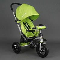 Велосипед Best Trike трехколесный, салатовый SKL11-178667