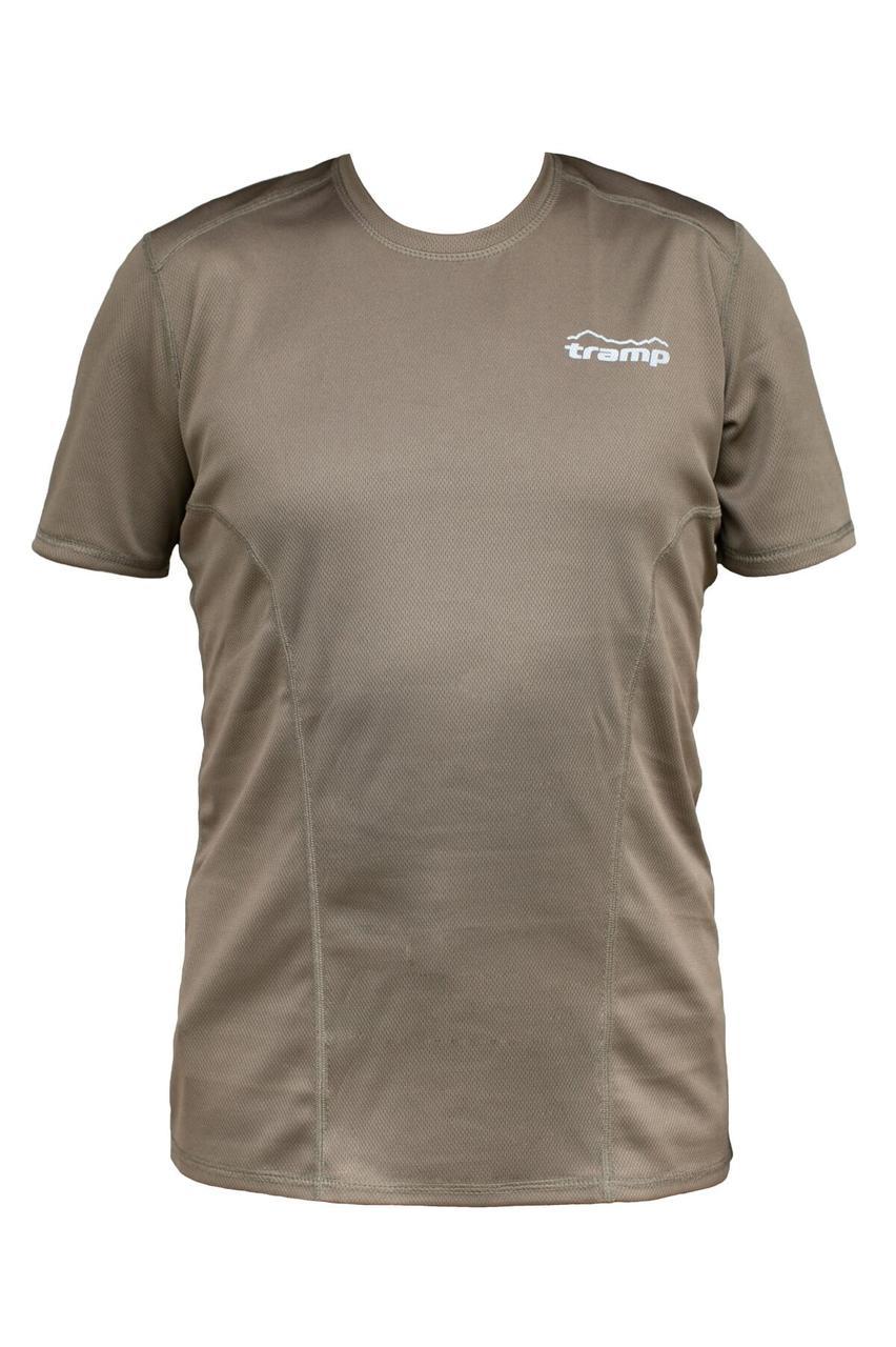 Термо футболка CoolMax Tramp олива