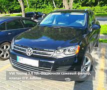 VW Toureg 3,0 Tdi