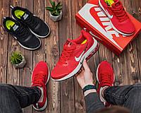 Чоловічі кросівки Nike Air Presto AXIS RED Репліка, фото 1