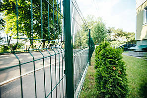 Столб заборный высота 3 м размер 60х40 мм