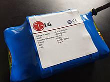 Акумулятор для гироскутера гироборд самокат LG, Samsung 6000mAh Батарея 42В. Посилений акумулятор