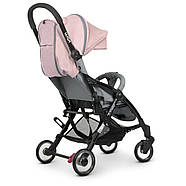 Коляска детская ME 1058 WISH Pink Gray Гарантия качества Быстрая доставка, фото 4