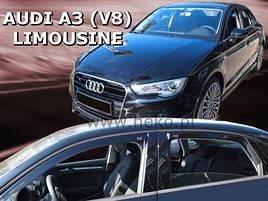 Дефлекторы окон (ветровики) Audi A3 2012 -> 5D  Sedan /Lim 4шт (Heko)