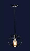 Светильник подвесной LOFT L56PR2175-1 BK, фото 1