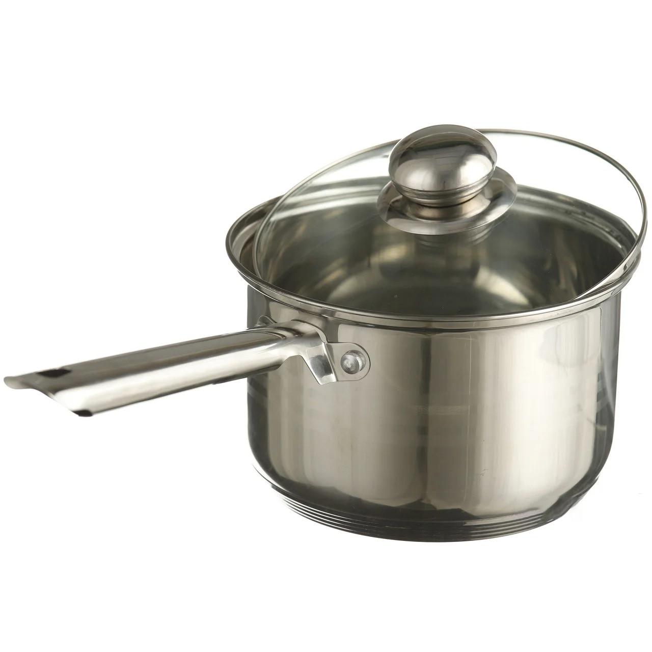 Ковш кухонный сотейник с крышкой A-PLUS 2.9 л