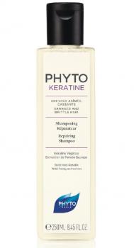Шампунь для повреждённых волос Фито Фитокератин Phyto PHYTOKERATINE 250 мл