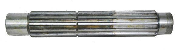 Вал проміжний КПП МТЗ-80,82 Білорусь, фото 2