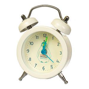 Часы будильник походные 7.5х5.5 см 1016AK