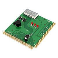 Анализатор неисправности ПК PCI ISA POST 4 карта