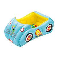 Игровой центр Машина с шариками Bestway 93535