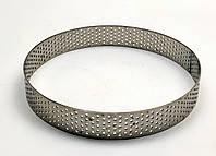 Перфорированное кольцо для тарта d 10 см h 2 см