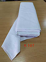 Домотканное рушниковое белое полотно, фото 1