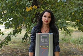 Стабилизатор напряжения Voltok Safe plus SRKw12-15000